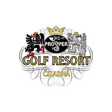 Logo of golf course named Prosper (New)
