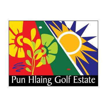 Logo of golf course named Pun Hlaing Golf Club