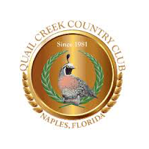 Logo of golf course named Quail Creek Country Club, Inc.