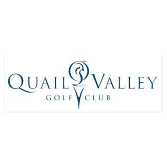 Logo of golf course named Quail Valley Golf Club