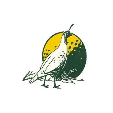 Logo of golf course named Quailwood Greens Golf Course