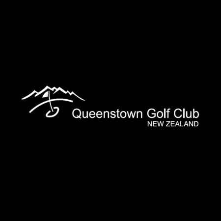 Logo of golf course named Queenstown Golf Club