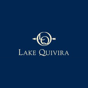 Logo of golf course named Quivira Lake and Country Club