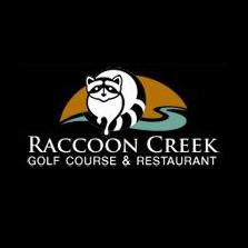 Logo of golf course named Raccoon Creek Golf Course