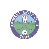 Logo of golf course named Ramsey Golf Club