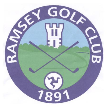 Logo of golf course named Ramsey Golf Club