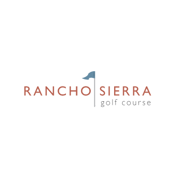 Logo of golf course named Rancho Sierra Golf Course