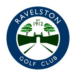 Logo of golf course named Ravelston Golf Club
