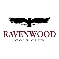 Logo of golf course named Ravenwood Golf Course