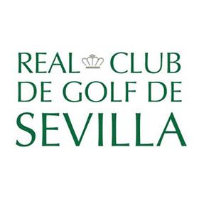 Logo of golf course named Real Club de Golf de Sevilla
