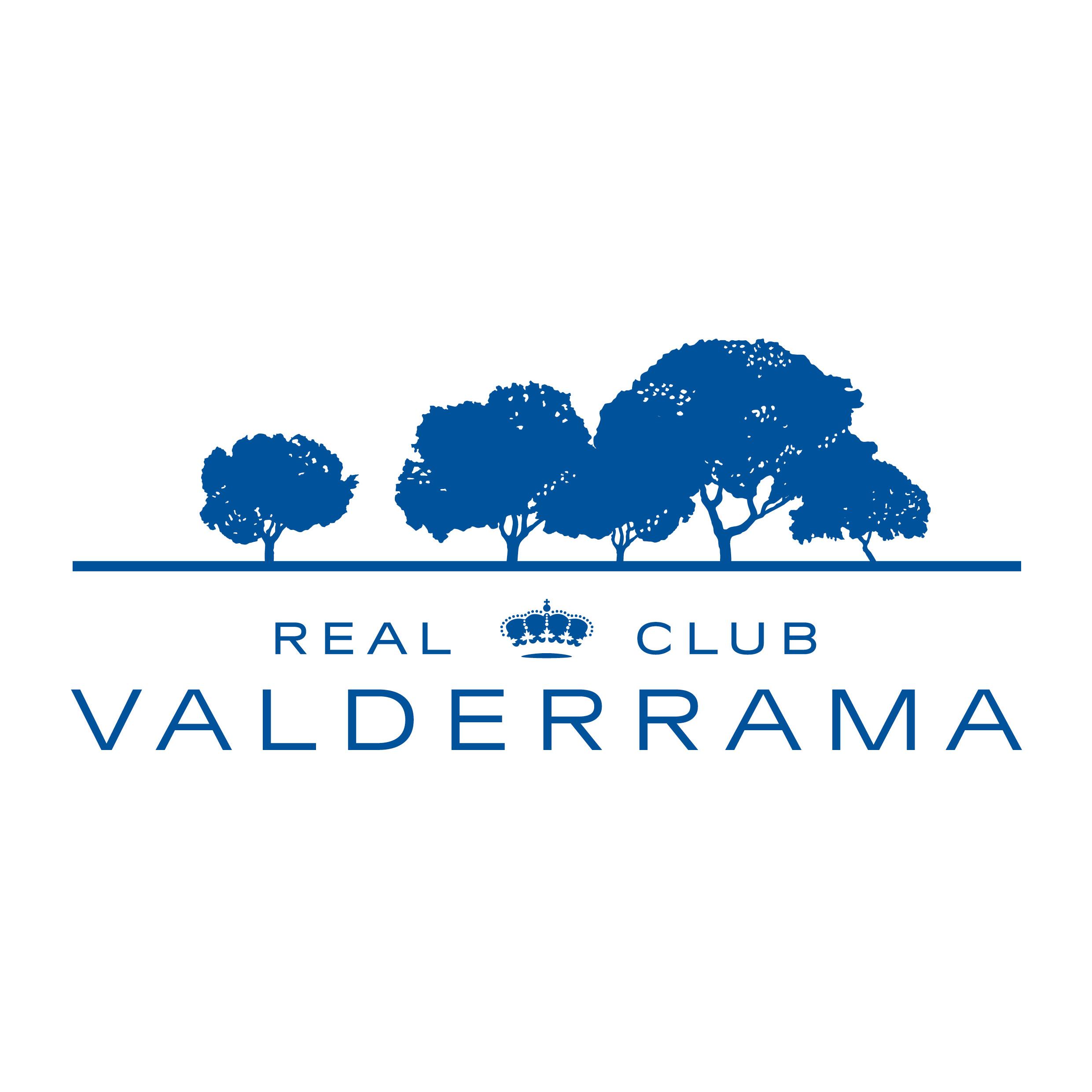 Logo of golf course named Real Club Valderrama
