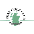 Logo of golf course named Reay Golf Club