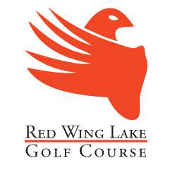 Logo of golf course named Red Wing Lake Golf Course