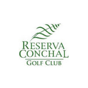 Logo of golf course named Reserva Conchal Golf Club