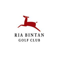 Logo of golf course named Ria Bintan (Ocean)