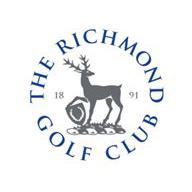 Logo of golf course named Richmond Golf Club