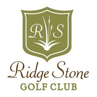 Logo of golf course named Ridgestone Golf Club