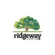 Logo of golf course named Ridgeway Golf and Country Club