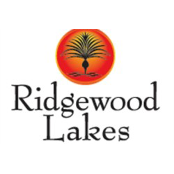 Logo of golf course named Ridgewood Lakes Golf Club