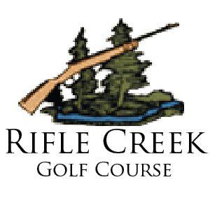 Logo of golf course named Rifle Creek Golf Course