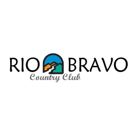 Logo of golf course named Rio Bravo Country Club