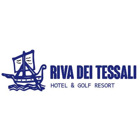 Logo of golf course named Riva Dei Tessali Golf Club - 18 Holes