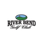 Logo of golf course named River Bend Golf Club