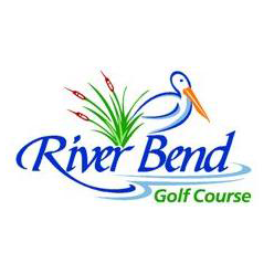 Logo of golf course named Riverbend Golf Course