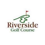 Logo of golf course named Riverside Golf Course