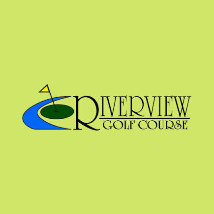 Logo of golf course named Riverview Golf Course