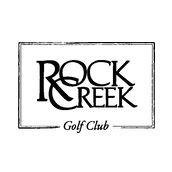 Logo of golf course named Rock Creek Golf Club