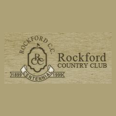 Logo of golf course named Rockford Country Club