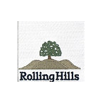 Logo of golf course named Rolling Hills Country Club