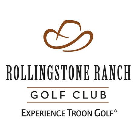 Logo of golf course named Rollingstone Ranch Golf Club