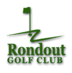 Logo of golf course named Rondout Country Club