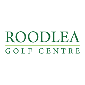 Logo of golf course named Roodlea Golf Centre