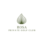 Logo of golf course named Rosa Private Golf Club