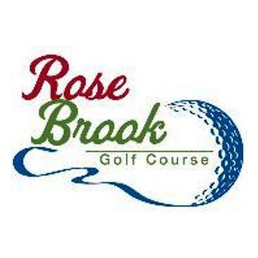 Logo of golf course named Rose Brook Golf Course