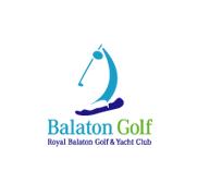 Logo of golf course named Royal Balaton Golf and Yacht Club