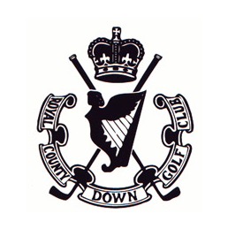 Logo of golf course named Royal County Down - Annesley Links