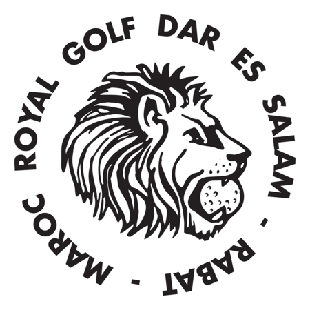 Logo of golf course named Royal Golf Dar Es Salam