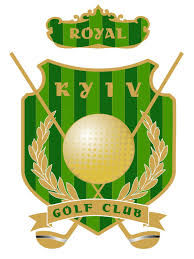 Logo of golf course named Royal Kiev Golf Club