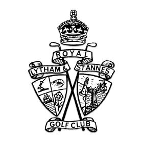 Logo of golf course named Royal Lytham & Saint Annes Golf Club