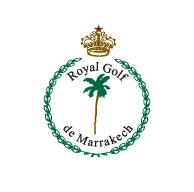 Logo of golf course named Royal Marrakech Golf Club
