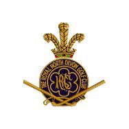 Logo of golf course named Royal North Devon Golf Club