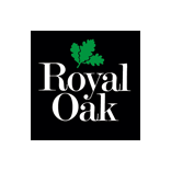 Logo of golf course named Royal Oak Golf Club