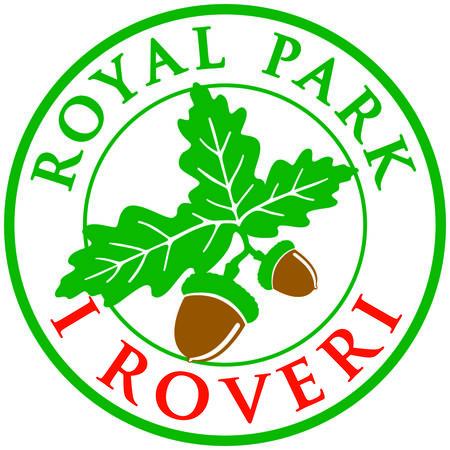 Logo of golf course named Royal Park I Roveri Golf and Country Club