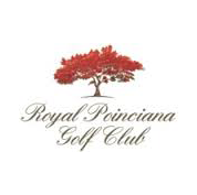 Logo of golf course named Royal Poinciana Golf Club