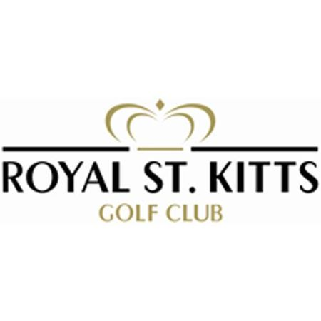 Logo of golf course named Royal Saint Kitts Golf Club