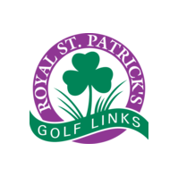 Logo of golf course named Royal Saint Patrick's Golf Course